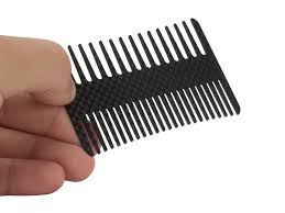 carbon fiber home and office products carbon fiber gear carbon fiber wallet comb