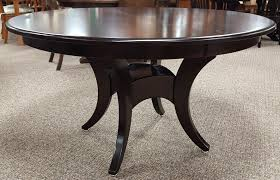 Dining Room Table Slides Dining Tables Amish Home Gallery