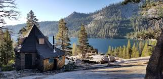 cool cabin desolation wilderness lake tahoe ca nj ny hikes