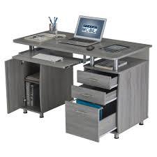 Modern Computer Desk Stylish Computer Table Computer Secretary Desk Collapsible
