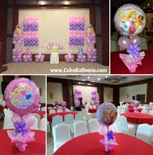 disney princess balloon decoration package at city sports club