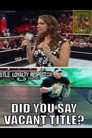 Pro Wrestling Memes - pro wrestling memes on twitter the vacant wwe title d