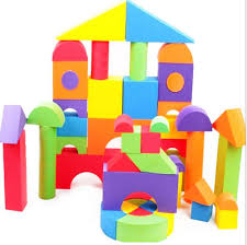 kayau foam building blocks puzzle building blocks toy for girls