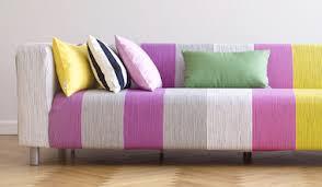 couvre canapé ikéa vos meubles ikea à vos couleurs c est avec bemz