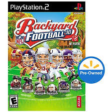 Backyard Baseball Ps2 Buy Backyard Football 10 Ps2 Pre Owned In Cheap Price On M