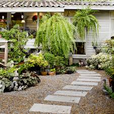 Landscaping Ideas For Front Yard by Side Hill Landscaping Front Yard Stones And Little Rocks Need To