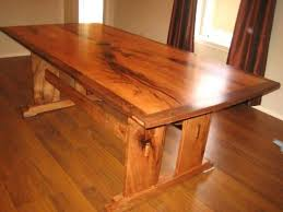 118 mission style dining room table bench intercon rustic mission