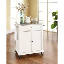 white kitchen cart island white kitchen carts shop the best deals for nov 2017 overstock com