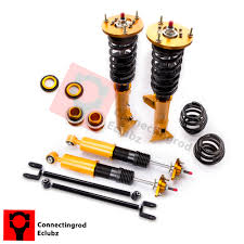 bmw e36 suspension adjustable coilovers for bmw 3 series e36 shock absorber coil