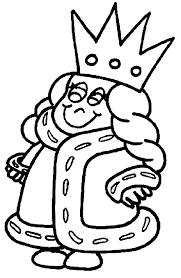 coloring page prince and princess coloring pages 6