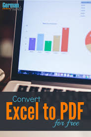 Free Excel Spreadsheets Convert Excel To Pdf Save One Or Multiple Sheets In A Pdf