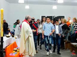thanksgiving prays baptisms and first communions in providencia u2013 schoenstatt org