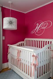 chic raspberry and gray nursery brown furniture wall colors and