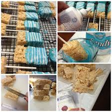 Centerpieces For Baptism For A Boy by It U0027s A Boy Baby Shower Treats My Crafts From Pinterest Ideas