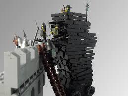 siege lego all sizes 6061 siege tower remake flickr photo lego