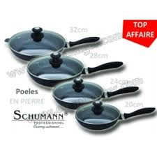 schumann cuisine poeles cuisine cheap poelesel with poeles cuisine cool lot de