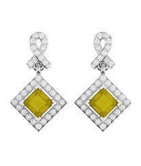 sensitive skin earrings 7 best diamond earrings images on diamond drop