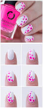 strawberry fields forever nail art tutorial nail art and easy nail art designs at home