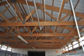 Insulation For Pole Barn How To Insulate A Pole Barn Ceiling Pranksenders