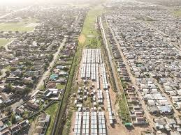 photos of inequality in south africa captured by drone business