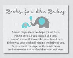 baby shower bring a book instead of a card astonishing books instead of cards baby shower poem 39 with