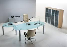 table de bureau en verre mobilier bureau le bureau direction neuf