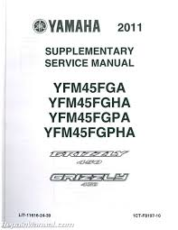 yamaha grizzly 450 wiring diagrams kentoro com