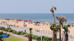 Virginia Beach Maps And Orientation Virginia Beach Usa by Online Petition Calls For An End To College Beach Weekend