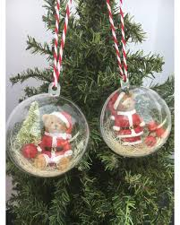 great deals on teddy ornament set tree ornaments