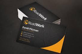 Template Business Card Psd 45 Free Psd Business Card Templates Smashingapps Com
