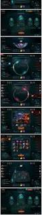 Lol Halloween Icons 562 Best Game Ui Images On Pinterest Game Icon Game Design And