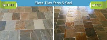 slate stripping cleaning sealing in southern california