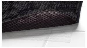 ikea black toftbo supersoft bath shower mat rug bathtub bathroom