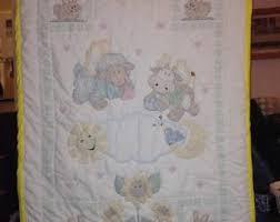 baby crib quilt etsy