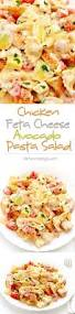 chicken feta cheese pasta salad kitchen nostalgia