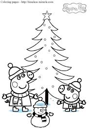 coloring pages peppa pig