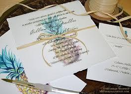 hawaiian themed wedding invitations eliza s wedding venue pa philadelphia lancaster york