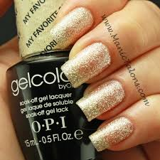 manic talons gel and nail opi gelcolor random