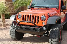 jeep rubicon winch bumper rock hard 4x4 u0026 8482 patriot series mid width front bumper w