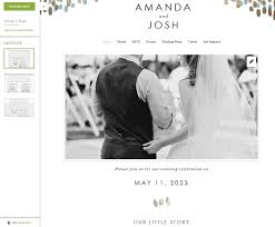 wedding websites best minted wedding website reviews by experts couples best reviews