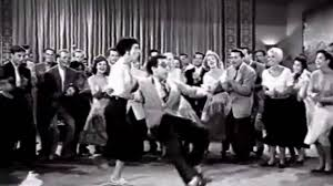 real 1950s rock u0026 roll rockabilly dance from lindy hop youtube