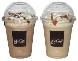 Coffe Di Mcd review mcdonald s frappe mocha caramel the impulsive buy