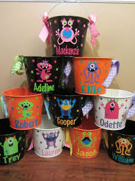 Halloween Crafts For Teens - 18 best halloween buckets and blocks images on pinterest