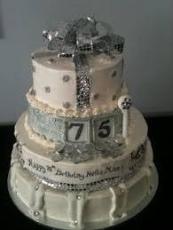 75th birthday cake cake decorating pinterest 75th birthday
