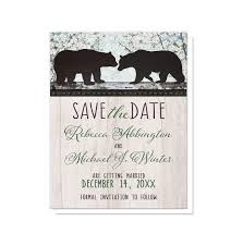 Rustic Save The Date Cards Shop For Save The Date Cards At Artistically Invited