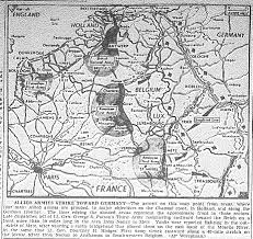 Nancy France Map by Map Europe 9 8 44b E Jpg