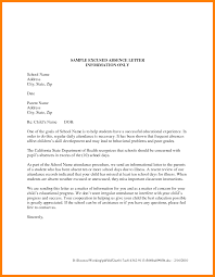 Explanation Letter Due To Negligence 8 explanation letter for absent fancy resume