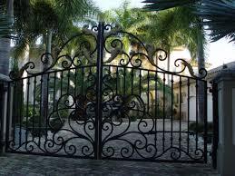 furniture dsc01023 beautiful wrought iron fence gate 38 wrought