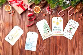 buy christmas tags gift wrapping ideas services and accessories