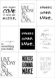 printable quotes in black and white free printable quotes